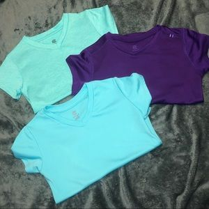 Girl's Champion Athletic Tee Bundle